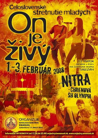 13. ročník | Nitra 2008