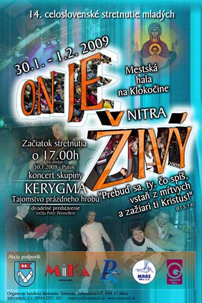 14. ročník | Nitra 2009
