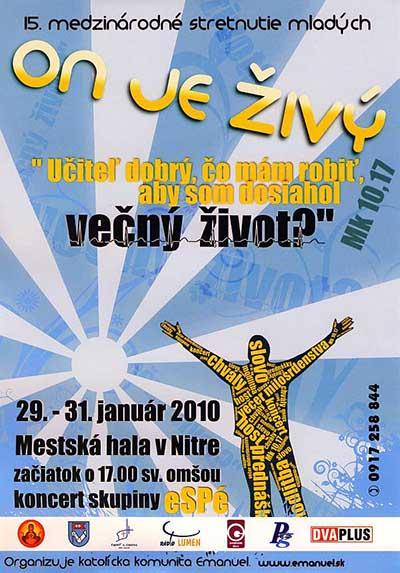 15. ročník | Nitra 2010