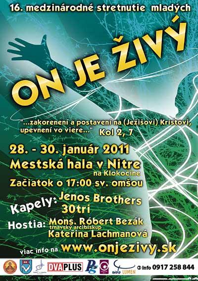 16. ročník | Nitra 2011